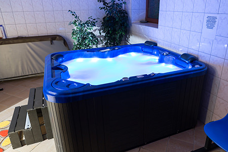 Can You Put A Hot Tub Inside Hot Tub Focus